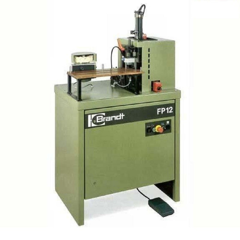 Brandt FP12 Cutting & Buffing Station [variant_sku] - Coast Machinery Group Inc