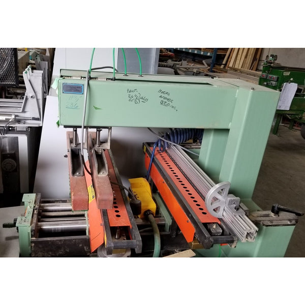Conquest 2-46 Dual 23 Spindle Line Boring Machine
