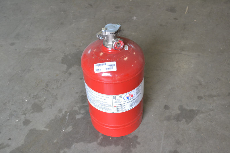 Badger DC-125 BC Dry Chemical Fire Extinguisher - Coast Machinery Group Inc