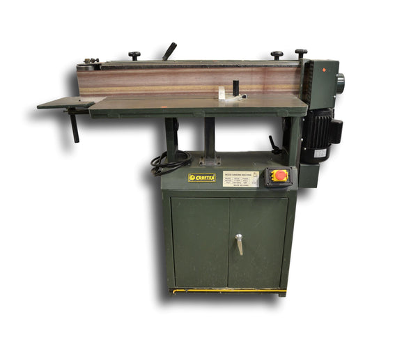 "Craftex B2332 6"" X 99-1/4"" EDGE SANDER - Coast Machinery Group Inc"