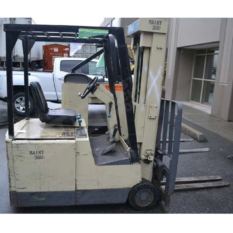 Crown 35SOFT 3000LBS Forklift