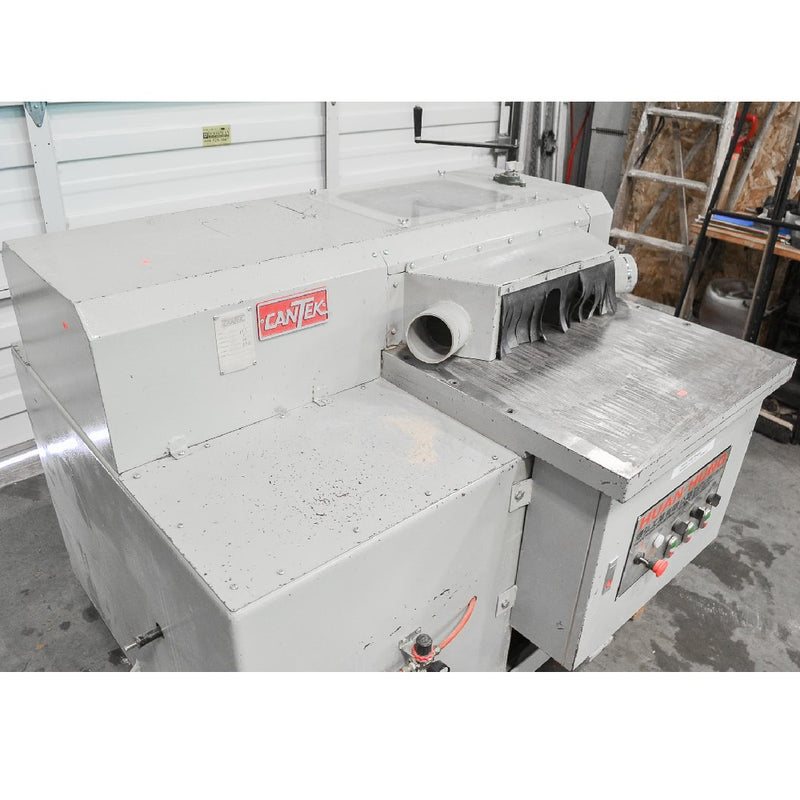 Cantek Double Side Shaper Huan Hung [variant_sku] - Coast Machinery Group Inc