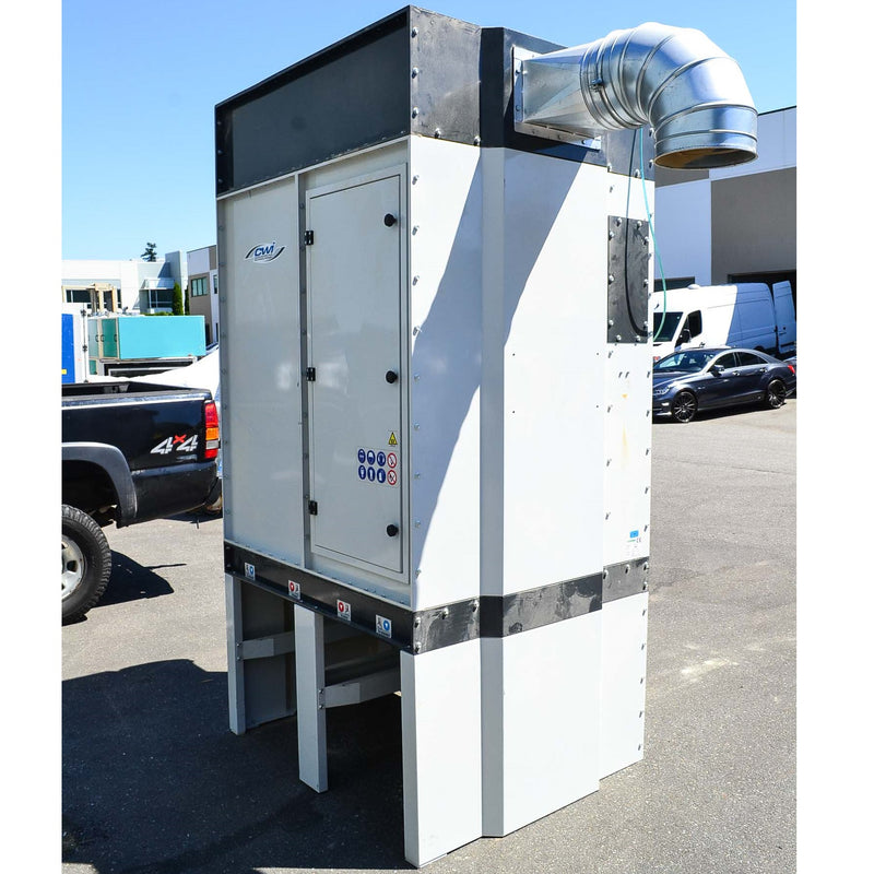 Alfarimini JET-FC Dust Collector - Coast Machinery Group Inc