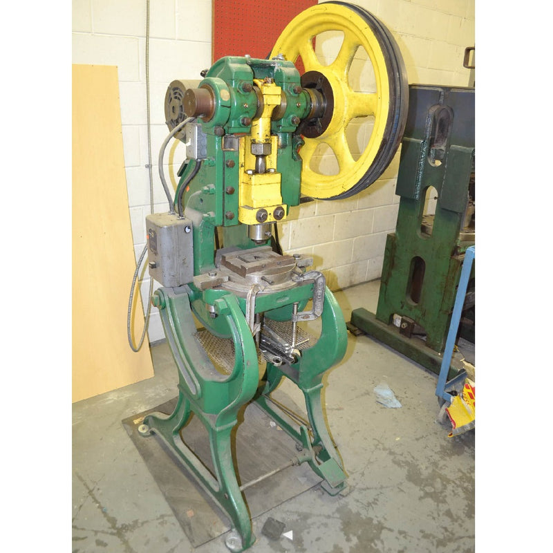 17 Ton Punch Press - Coast Machinery Group Inc