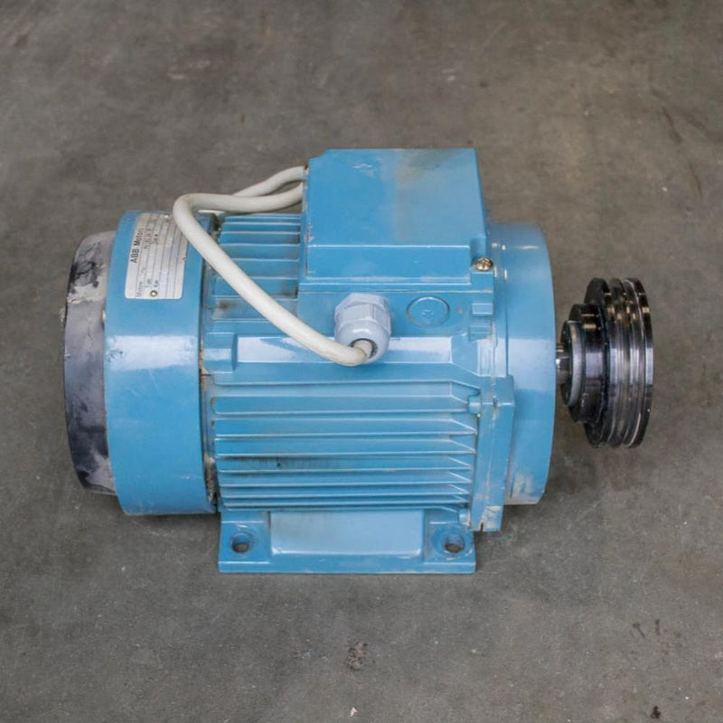 ABB 23HP Electric Motor - Coast Machinery Group Inc