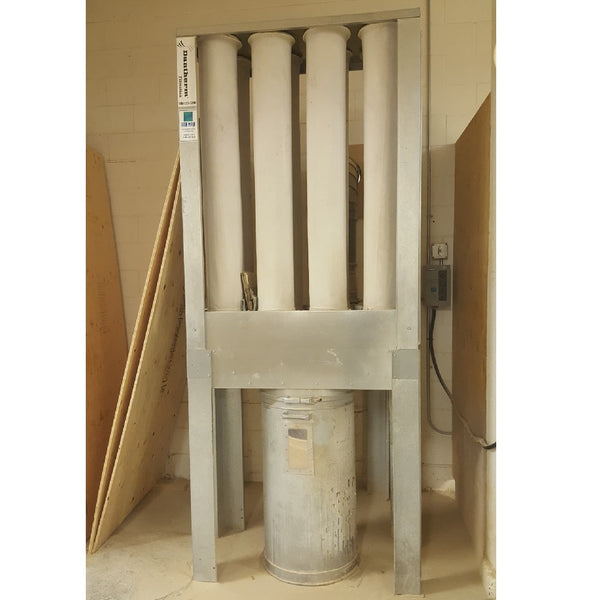 Nederman Dantherm S-200 Dust Collector - Coast Machinery Group Inc