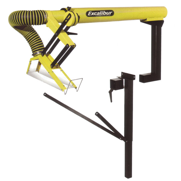 "Excalibur 10"" Dust Collection Arm - Coast Machinery Group Inc"