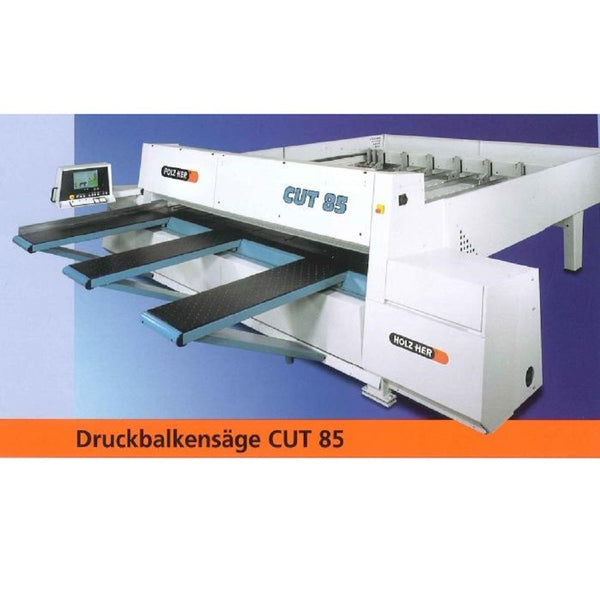 Holzher Cut 85 Beam Saw - Coast Machinery Group Inc