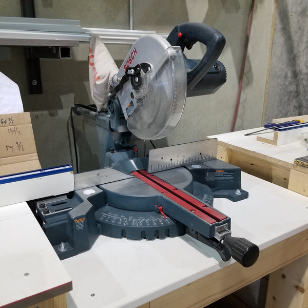 "Bosch 10"" Slide Compound Mitre Saw [variant_sku] - Coast Machinery Group Inc"