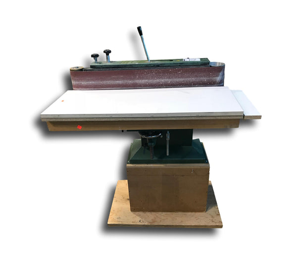Craftex Edgesander - Coast Machinery Group Inc