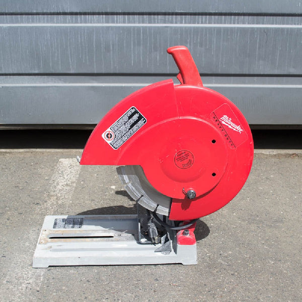 "Makita 14"" 6176-20 Heavy Duty Abbrasive Chop Saw - Coast Machinery Group Inc"