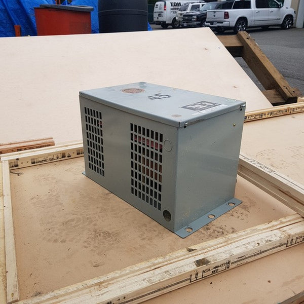 Marcus 45KVA 600V Auto Transformer - Coast Machinery Group Inc