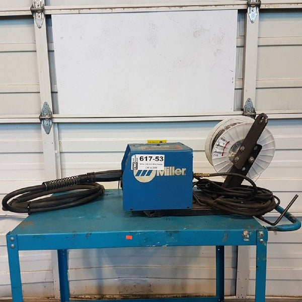 Miller 22A 24V Wire Feeder - Coast Machinery Group Inc