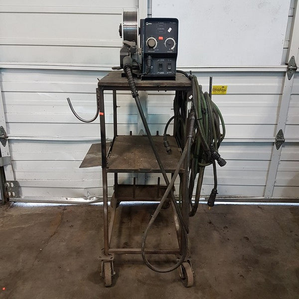 Miller S74-S 24V Wire Feeder - Coast Machinery Group Inc
