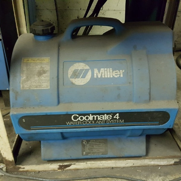 Miller coolmate 4 watercoolant system 02 - Coast Machinery Group Inc