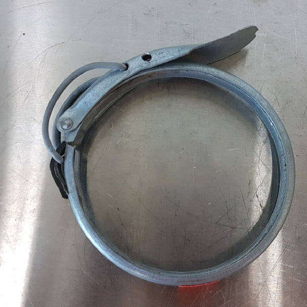 "Quick-Fit Clamp 4"" x 1/2"" - Coast Machinery Group Inc"