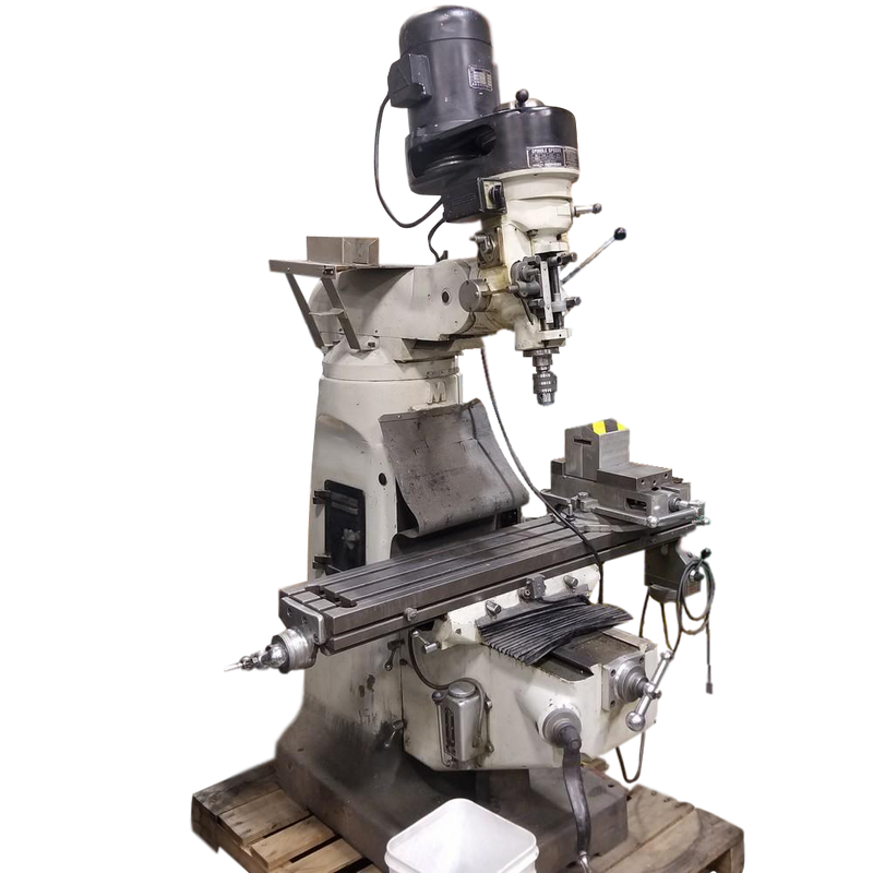 Sharpe 949 Milling Machine - Coast Machinery Group Inc