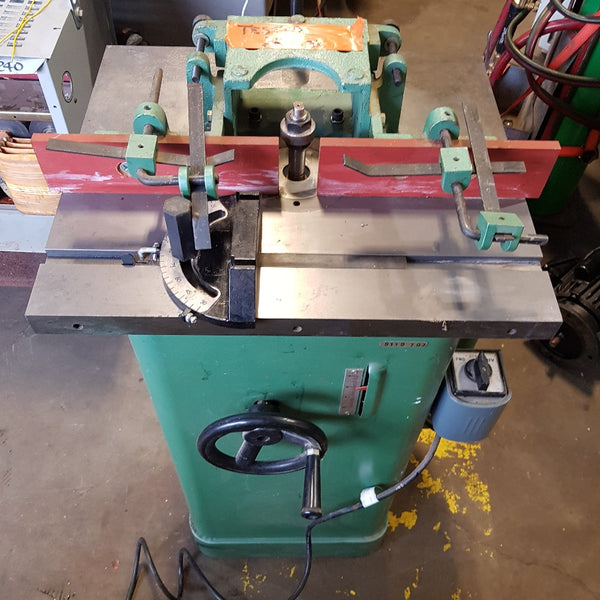 Sterling Tools Wood Shaper - Coast Machinery Group Inc