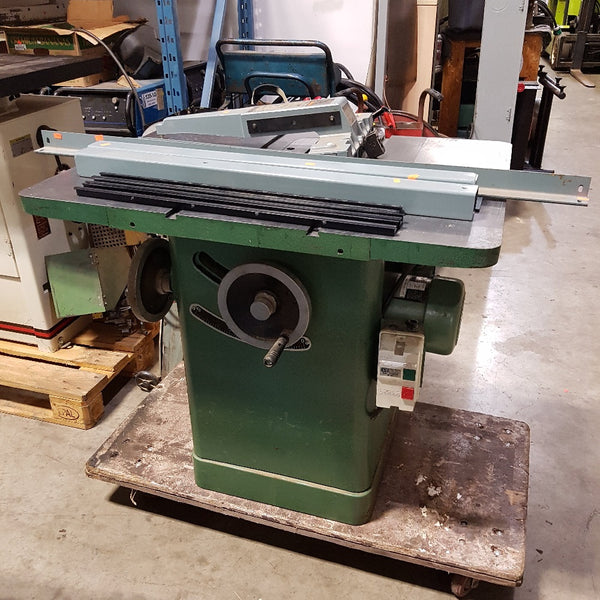 Sterling Tools S 114 Tilting Arbor Saw - Coast Machinery Group Inc