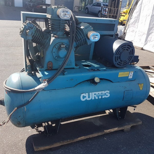 Curtis Challenge-Air E71 Compressor