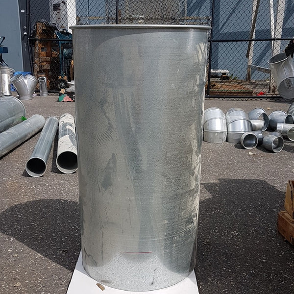 "XD Duct Pipe 18"" x 35"" [product_sku] - Coast Machinery Group Inc"
