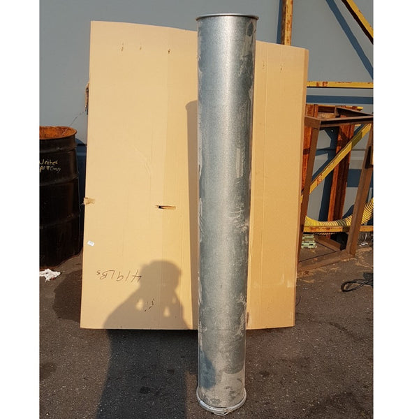 "XD Duct Pipe 8"" x 59"" [product_sku] - Coast Machinery Group Inc"