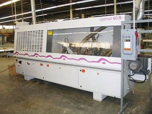 Brandt KD-76 Edgebander - Coast Machinery Group Inc