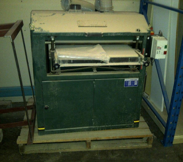 "Craftex 25"" Drum Sander - Coast Machinery Group Inc"
