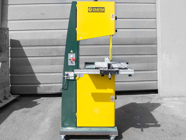 "Craftex CT103N 18"" Band Saw - Coast Machinery Group Inc"