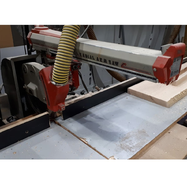 Omga Radial Arm Saw - Coast Machinery Group Inc