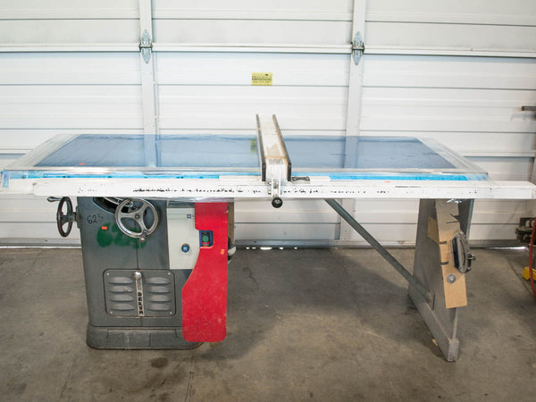 "Rockwell 34-450 10"" Table Saw - Coast Machinery Group Inc"