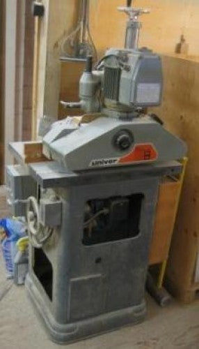Rockwell Heavy Duty Shaper w/ Powerfeed - Coast Machinery Group Inc