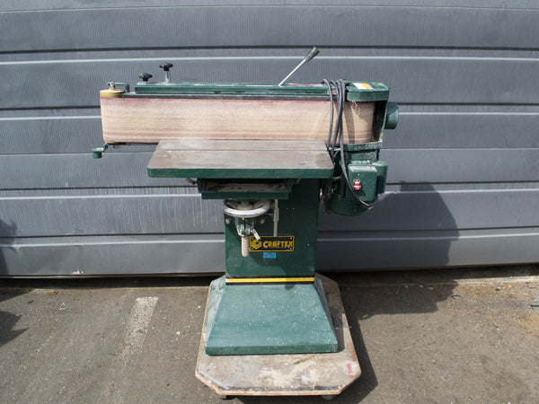 Craftex B600TB Edge Sander - Coast Machinery Group Inc