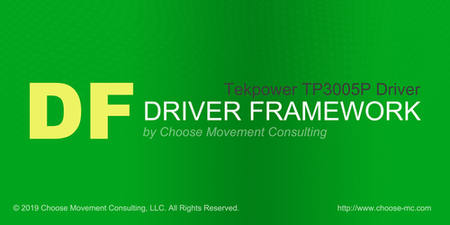 CMC Driver for Tekpower TP3005P