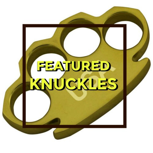 Featured Brass Knuckles