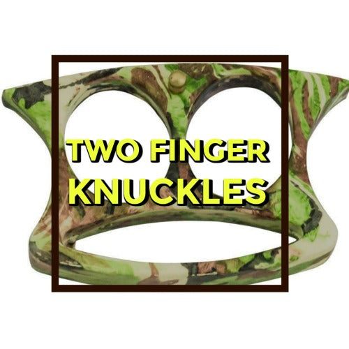 Two Finger Knuckles