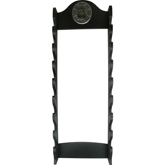 39″ 8 Tier Wall Mount Sword Stand - Knockout Knucks