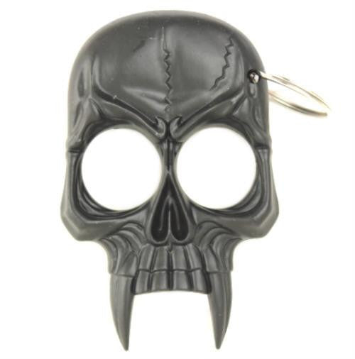 Demonic Skull Skull Self Defense key Chain - Knockout Knucks