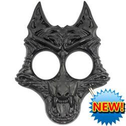 Cart2Cart - Twilight Werewolf Keychain - Black