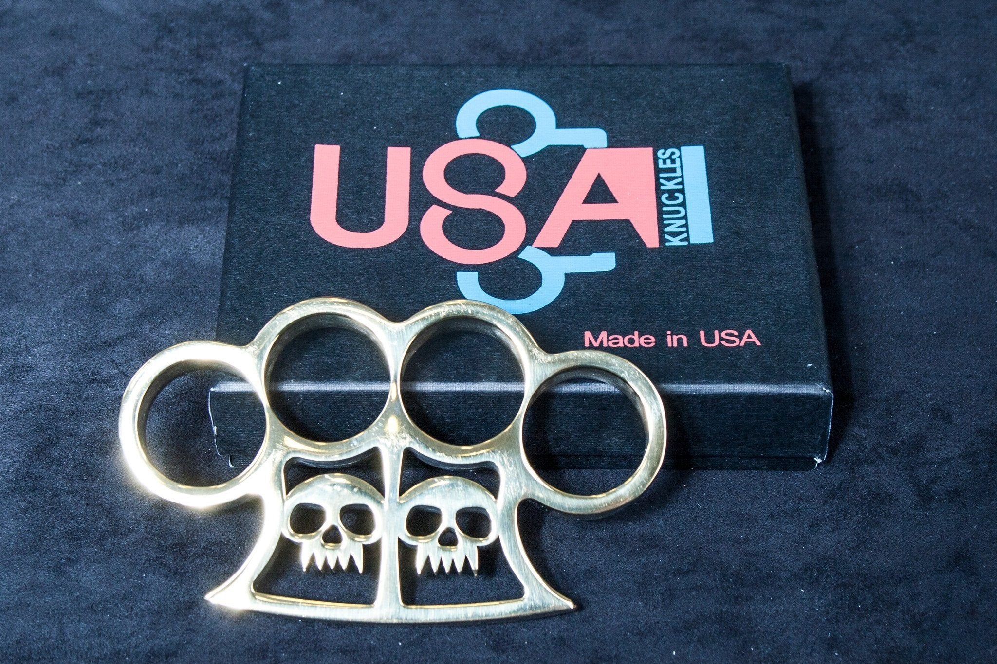 Brass Knuckles - Biggest Selection - Best Prices - Fast