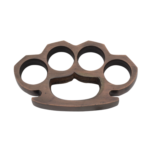 Steam Punk Solid Copper Knuckles (300 Grams)-Knockout Knucks