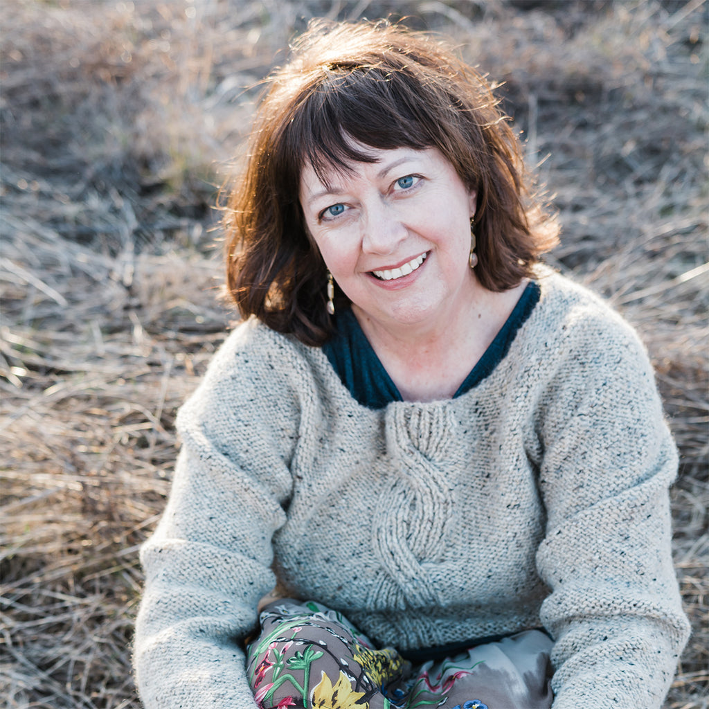 FEATURED DESIGNER:  Knit Equals Joy Designs/Carol Herman