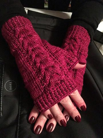 Passport Mitts Pattern