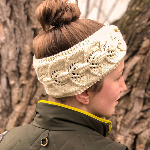 Snowy Pines Headband