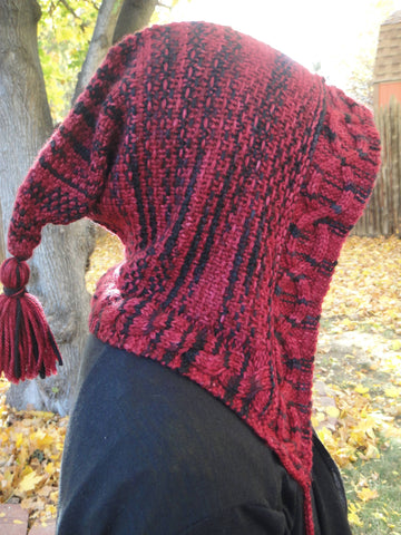 The Emperor - Worsted weight knitting pattern