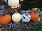 Large Colorwork Pumpkins
