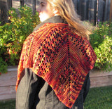 Small Shawls and Tea Parties Loom Knit e-book