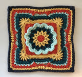James Madux Afghan Square