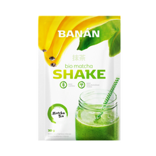 Load image into Gallery viewer, BIO Matcha Tea Shake -  Banán