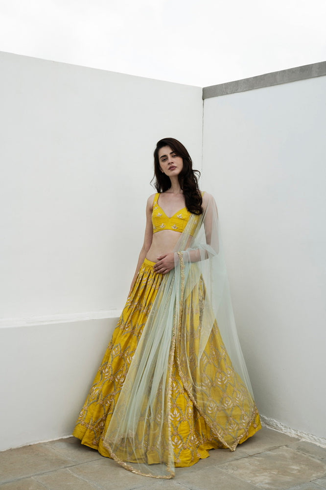 Load image into Gallery viewer, DAYDREAM LEHENGA